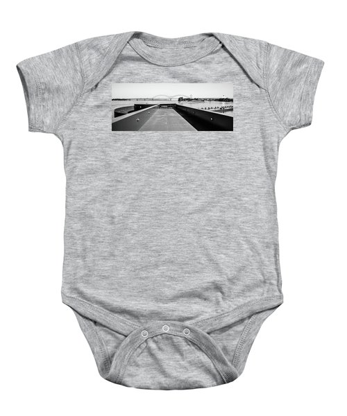 Take Me To The River  Baby Onesie