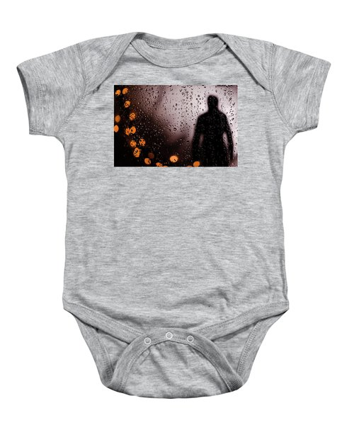 Take Your Light With You Baby Onesie