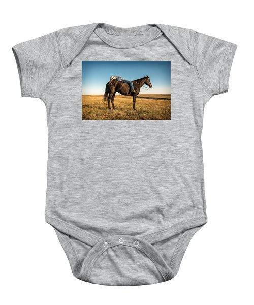 Taking A Snooze Baby Onesie
