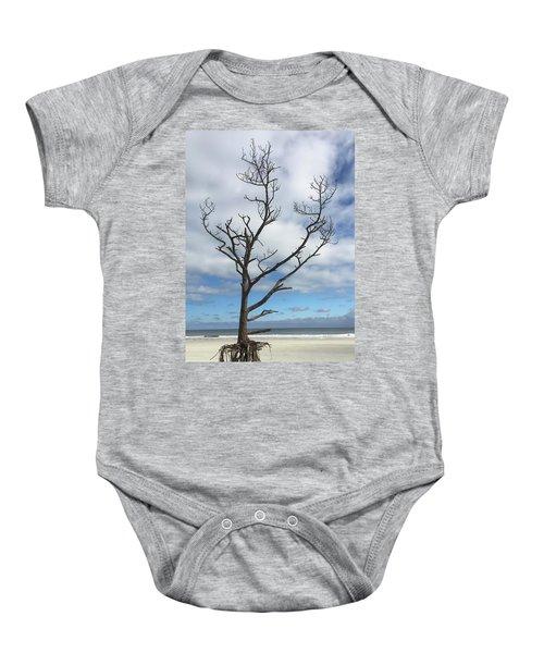 Talbot Stilt Tree #1 Baby Onesie