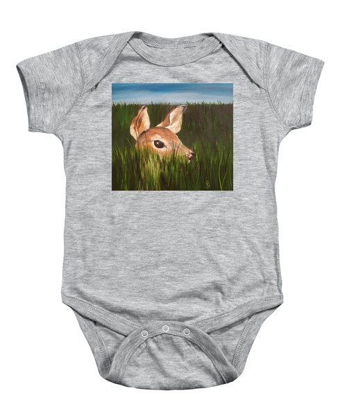 Tall Grass    #63 Baby Onesie