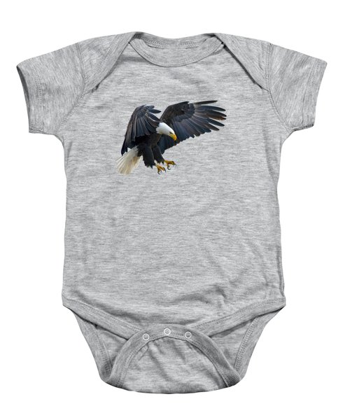 Talons Out Baby Onesie