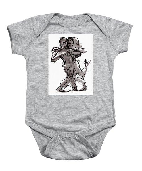 Tango #12 Baby Onesie