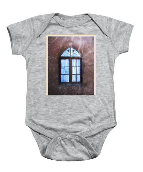 Taos, There's Something In The Light 4 Baby Onesie
