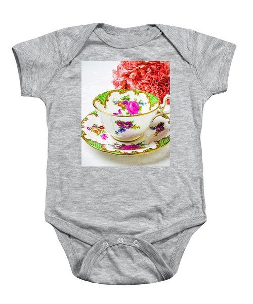 Tea Time Baby Onesie