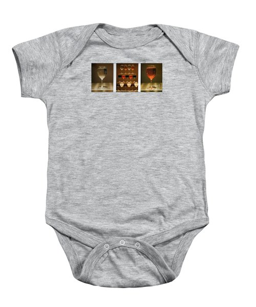 Tears And Wine Baby Onesie