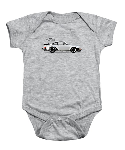 The 911 Turbo 1984 Baby Onesie