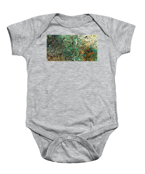 The Abstract Concept Baby Onesie