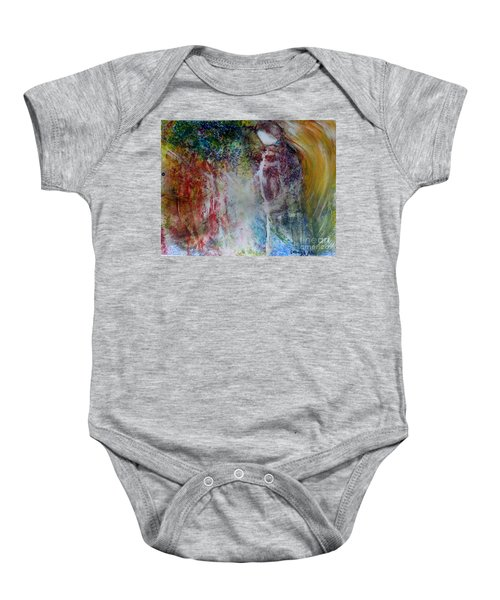 The Adventure Begins Baby Onesie