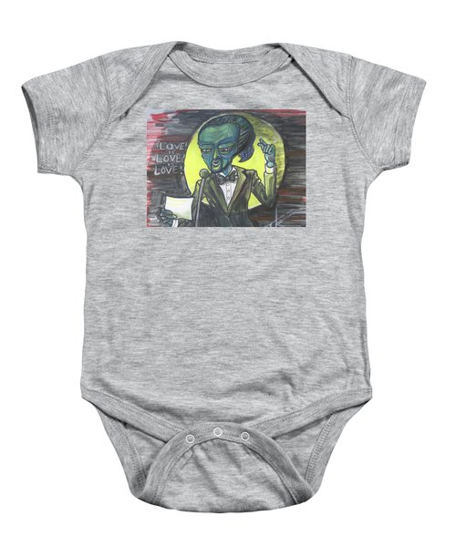 The Alien Lin-manuel Miranda Baby Onesie