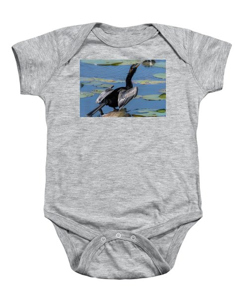 The Bird, Anhinga Baby Onesie