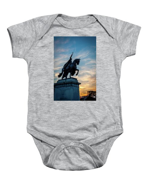 The Apotheosis Of St. Louis Baby Onesie