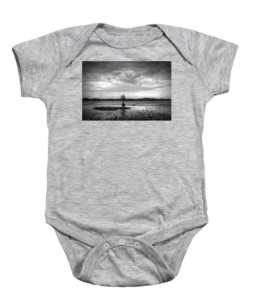 The Approach Baby Onesie