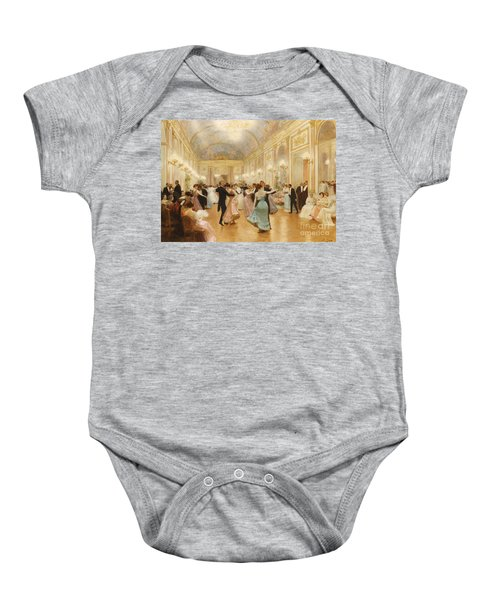The Ball Baby Onesie