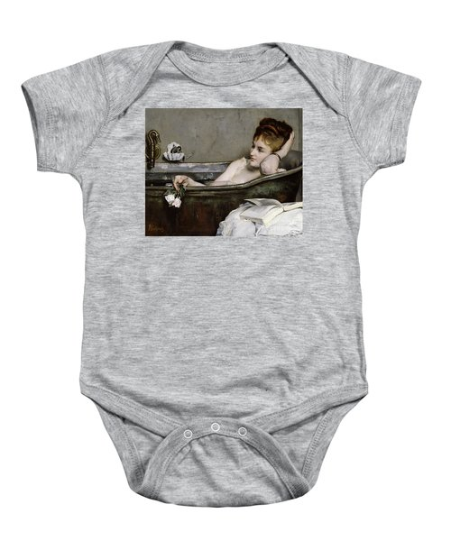 The Bath Baby Onesie