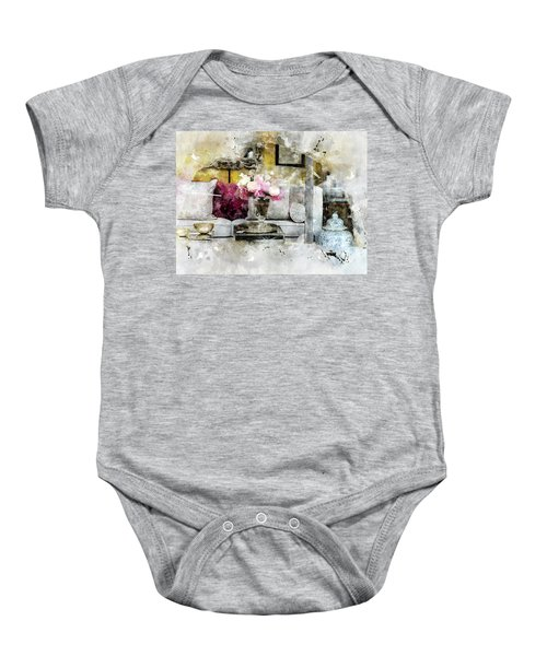 The Beauty In The Street Baby Onesie