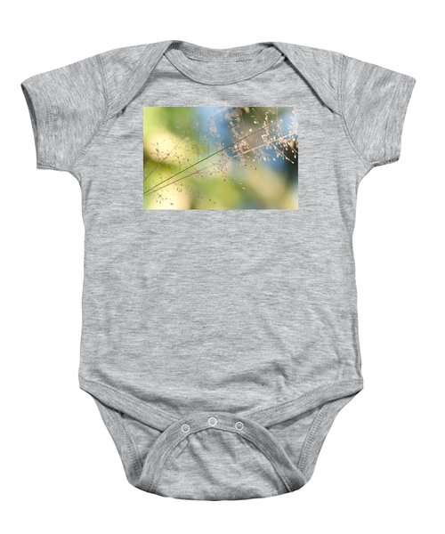 The Beauty Of The Earth. Natural Watercolor Baby Onesie