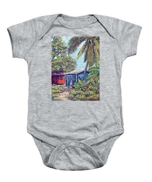 The Blue Cottage Baby Onesie