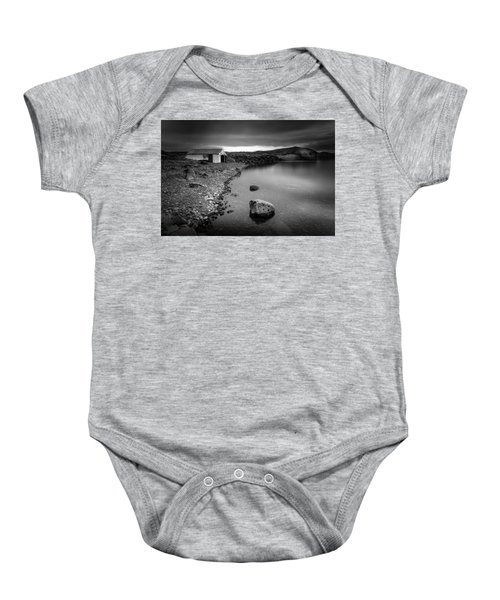 The Boathouse Baby Onesie