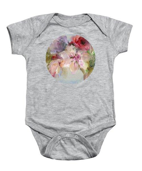 The Bouquet Baby Onesie