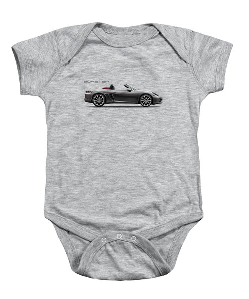 The Boxster Baby Onesie
