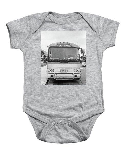 The Bus To Laredo Baby Onesie
