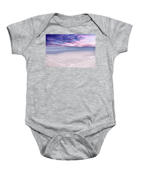 The Calm Before The Storm Baby Onesie