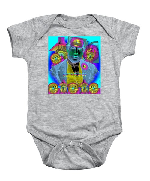 The Capitalist Baby Onesie