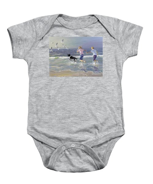 The Chase Baby Onesie