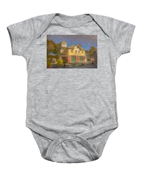 The Children's Museum Of Easton Baby Onesie