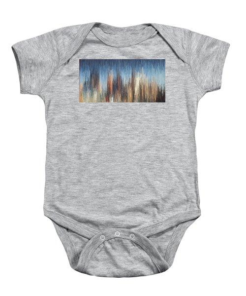 The Cities Baby Onesie