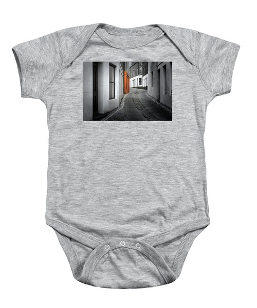 The Clear Target Baby Onesie
