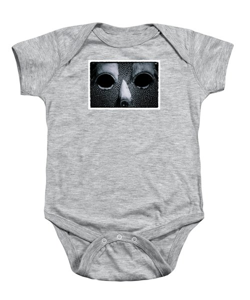 The Cold Stare Baby Onesie