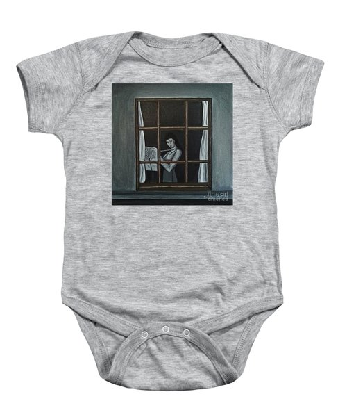 The Color Of Flute Baby Onesie
