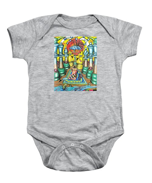 The Concealed Fate Of An Imminent Surrender Baby Onesie