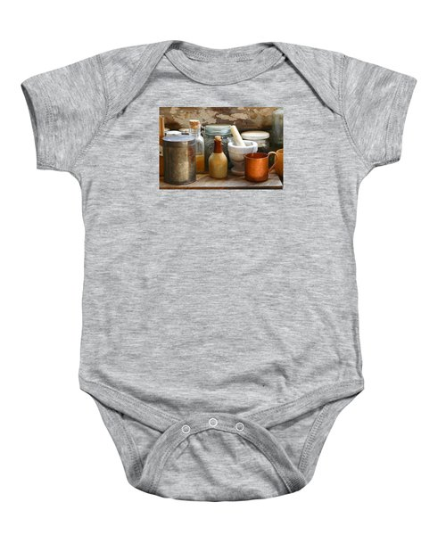 The Copper Cup Baby Onesie