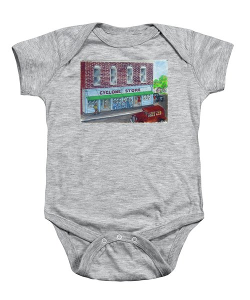 The Cyclone Store 1948 Baby Onesie
