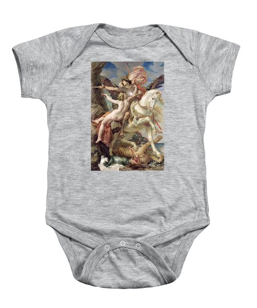 The Deliverance Baby Onesie by Joseph Paul Blanc