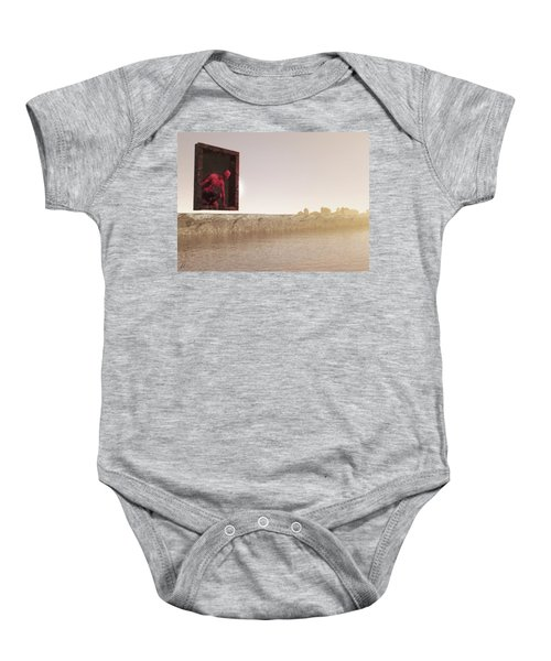 The Destroyer Cometh Baby Onesie