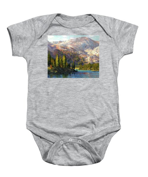 The Divide Baby Onesie