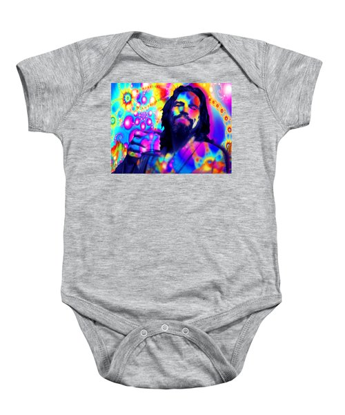 The Dude The Big Lebowski Jeff Bridges Baby Onesie