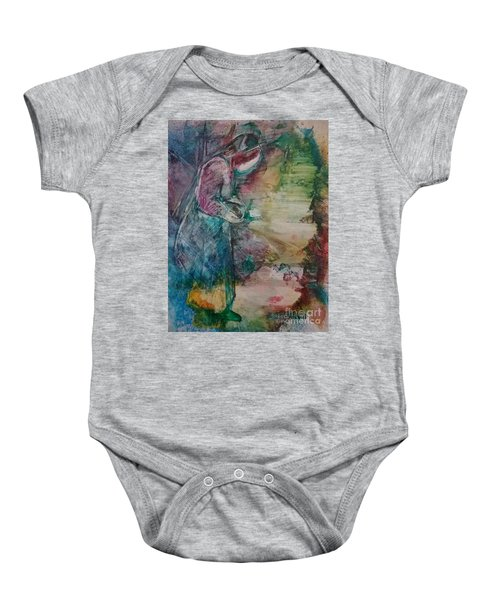 The Empty Tomb Baby Onesie