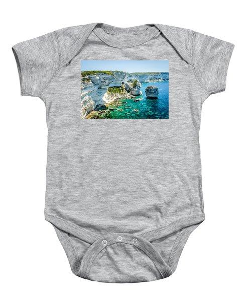 The Erosion Baby Onesie