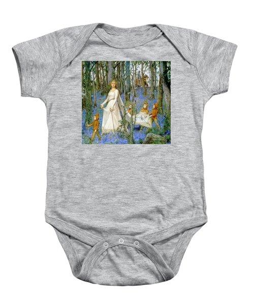 The Fairy Wood Baby Onesie