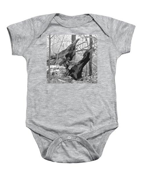 The Fallen - Dragon Skull Baby Onesie