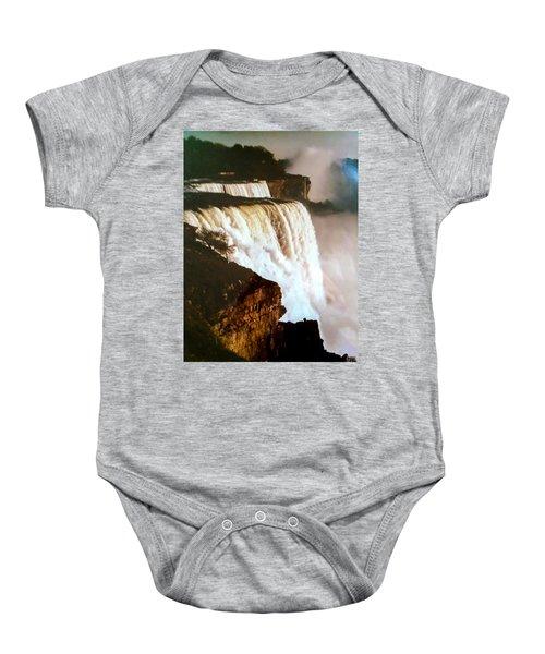 The Falls Baby Onesie