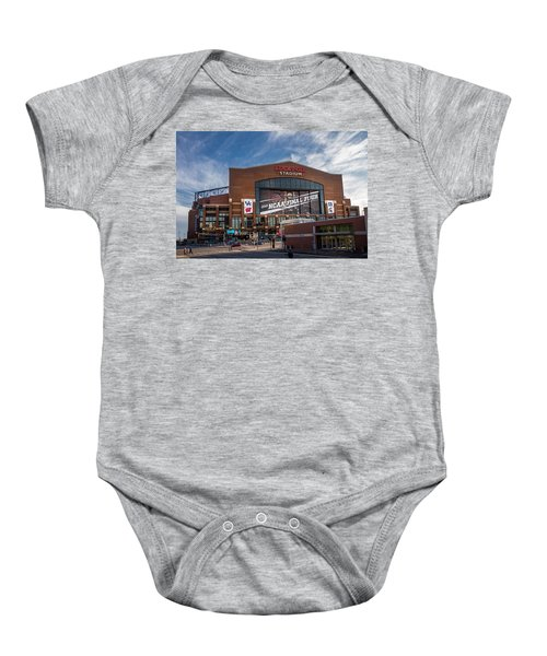 The Final Four 2015 Baby Onesie