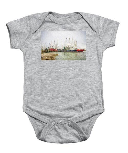 The Fleet Baby Onesie