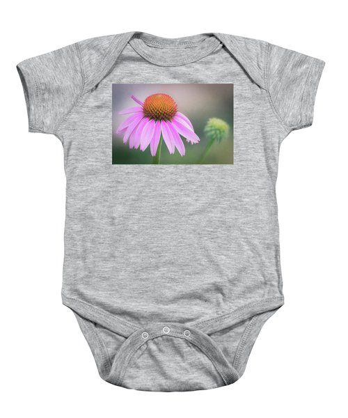The Flower At Mattamuskeet Baby Onesie
