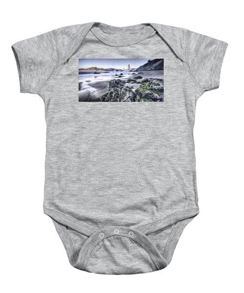 The Golden Gate Bridge Baby Onesie